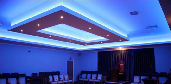 Blue coving LED Tape
